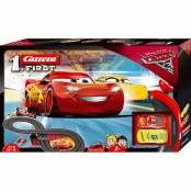 PISTA CARRERA FIRST CARS 3 DIS