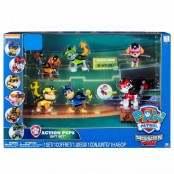 Confezione regalo 6 personaggi tema Mission Paw Patrol