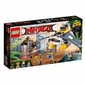 Ninjago Bomber Manta Ray 70609