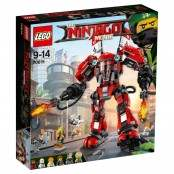 Ninjago Movie Mech di Fuoco 70615