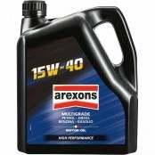 Olio motore Benzina-Diesel 15W-40 4 litri