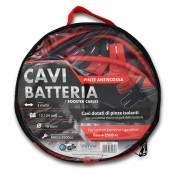 Cavi batteria 3 metri 12/24V - 220A - 16mm2