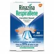 RespiraBene cerottini nasali Classici 30 pz.