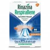 RespiraBene cerottini nasali Classici Grandi 10 pz.