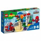 Duplo Le avventure di Spider-Man e Hulk 10876