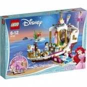 Disney Princess  La barca della festa reale di Ariel 41153