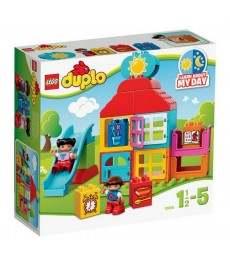 PRIMA CASETTA LEGO DUPLO immagine thumbnail