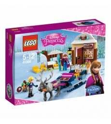 LEGO L AVVENTURA SULLA SLITTA immagine thumbnail