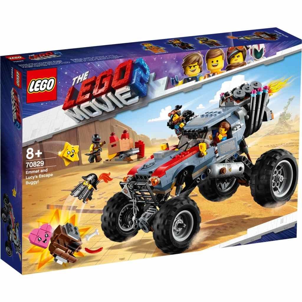 6fb3c1399474 LEGO IL BUGGY FUGGI-FUGGI DI E