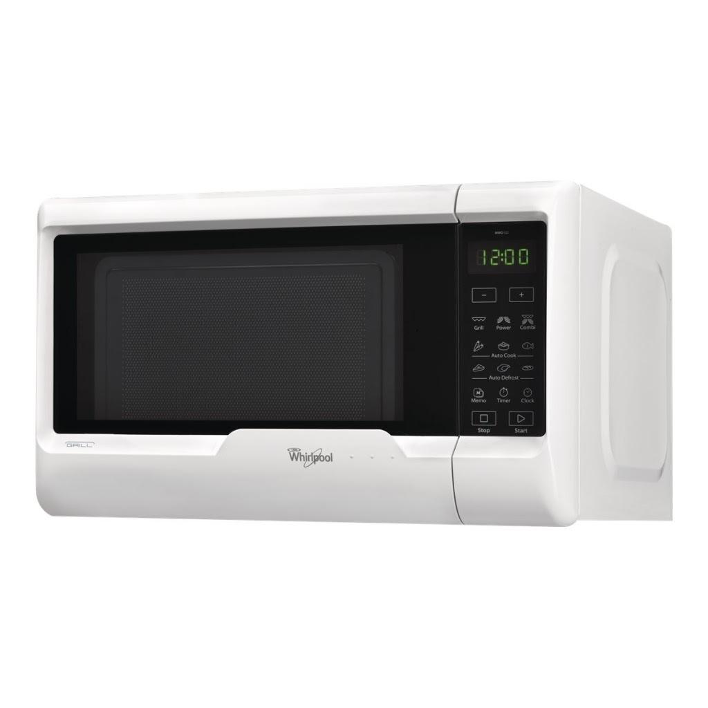 Forno micr whirlpool mwd122 wh forni microonde per cucinare piccoli elettrodomestici - Cucinare con microonde whirlpool ...