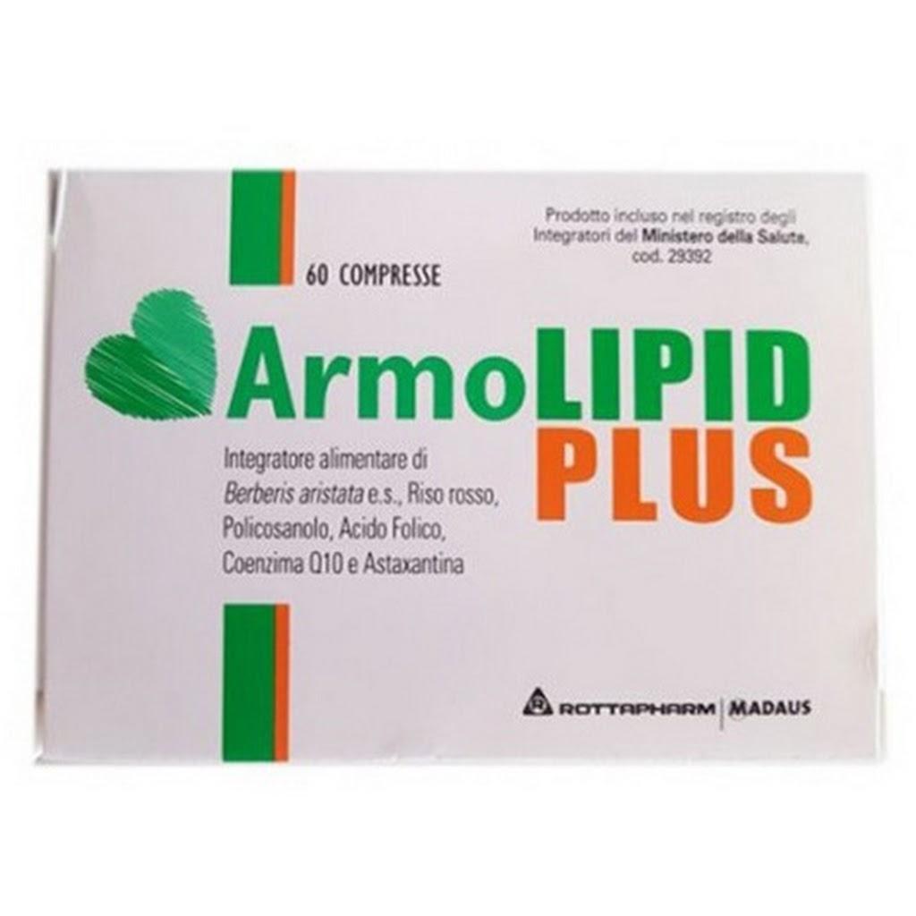 P Armolipid Plus 60cpr Integratori E Alimenti Salutistici Benessere E Salute Nuovecategoriecommerciali