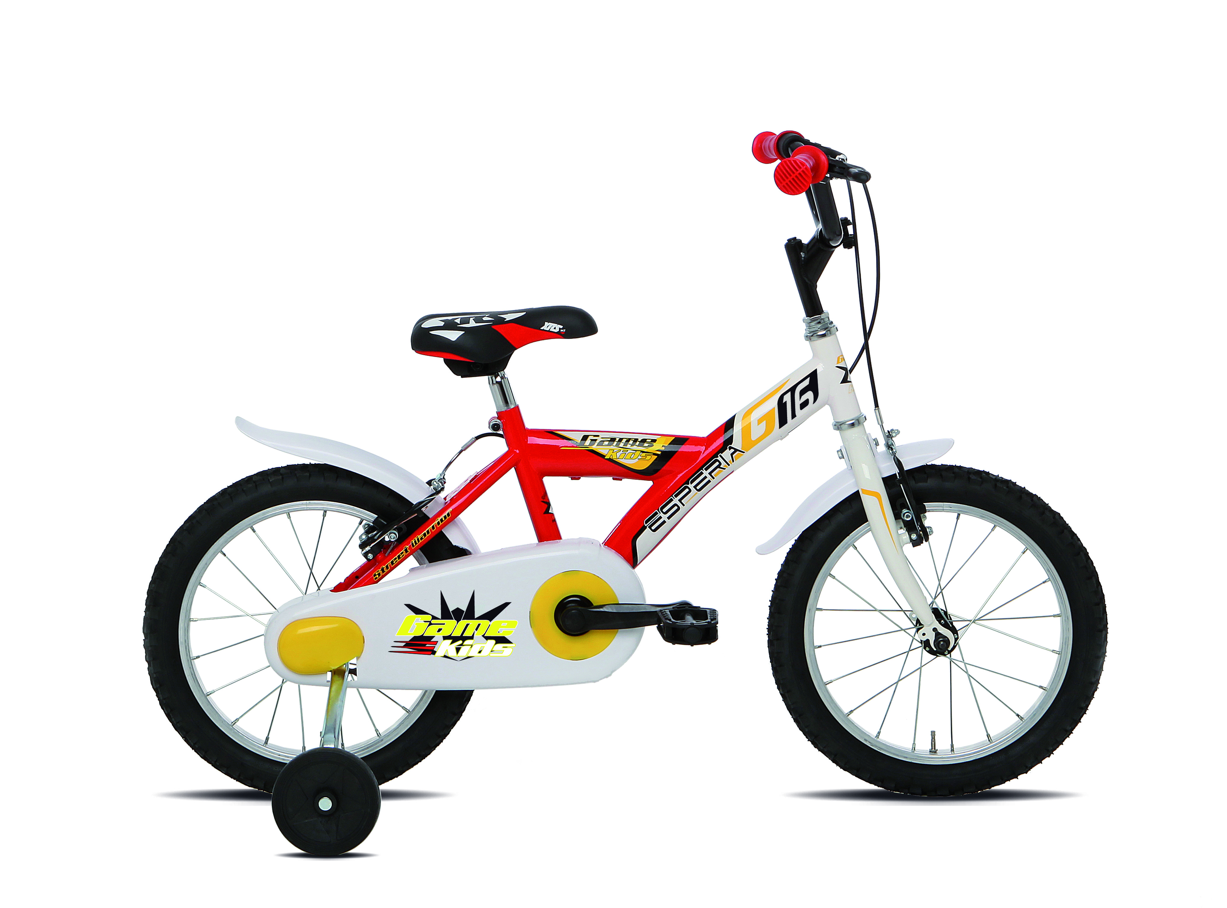 Bici Bimbo 16 9500 Rosso Bici E Accessori Outdoor E Tempo