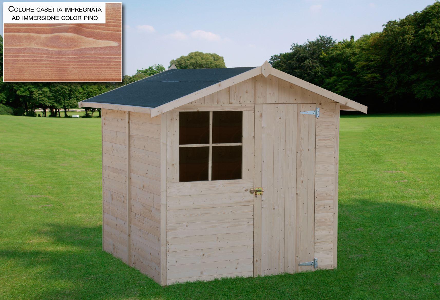 Casette Da Giardino Brico : Casette da giardino porta attrezzi e box auto prefabbricati brico